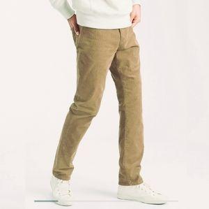 GAP 1969 Men's Corduroy Straight Pants